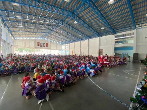 กิจกรรมวันคริสต์มาส (26/12/2562)