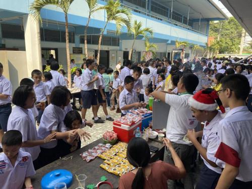 กิจกรรมตลาดนัดมือ 2 ท้องคุ้ง ครั้งที่ 3 (26/12/2562)